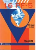 Paquete 10 cuadernillos de 16 PF-5, Cuestionario Factorial de Personalidad.
