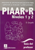 Cuadernillos de PIAAR-R, programa de intervención para aumentar la atención y la reflexividad ( nivel 2 ).