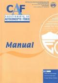 CAF. Cuestionario de Autoconcepto Físico (Juego completo)