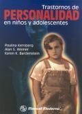 Trastornos de personalidad en niños y adolescentes.