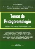Temas de psicogerontología. Investigación, clínica y recursos terapéuticos.