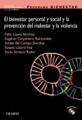 Programa BIENESTAR. El bienestar personal y social y la prevención del malestar y la violencia.