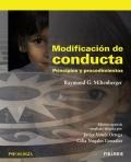 Modificación de conducta. Principios y procedimientos