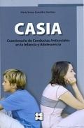 Manual de CASIA, Cuestionario de Conductas Antisociales en la Infancia y Adolescencia.