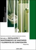 Instalación y mantenimiento de sanitarios y elementos de climatización