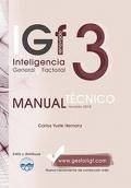 IGF- 3r Inteligencia General y Factorial renovado. Manual Técnico Formas A y B.