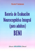 BENI. Batería de evaluación neurocognitiva Integral (para adultos)