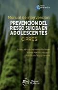 Manual de intervención: Prevención del riesgo suicida en adolescentes
