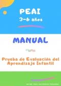 PEAI 3-6 años (Prueba de evaluación del aprendizaje infantil) (Juego completo)