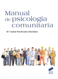 Manual de psicología comunitaria.
