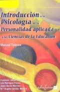 Introducción a la Psicología de la Personalidad Aplicada a las Ciencias de la Educación.