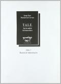 T.A.L.E. Test de análisis de lectoescritura. Sobre 1. Material de administración
