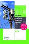 Código de Prevención de Riesgos Laborales. ( Incluye CD )