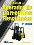 Manual del operador de carretillas elevadoras.