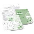 Paquete de 25 Hojas de Datos de TEMT, Test de Evaluación Matemática Temprana.