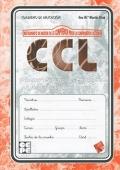 Cuaderno de aplicación de CCL, Instrumento de Medida de la Competencia para la Comprensión Lectora.