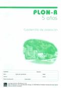 Paquete de 25 cuadernos de anotación de 5 años de PLON-R, Prueba de Lenguaje Oral Navarra, Revisada.