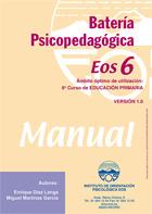 Manual de la batería psicopedagógica EOS-6.