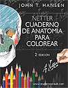 Netter. Cuaderno de anatomía para colorear + studentcconsult