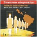 Dimensiones antropométricas. Población Latinoamericana.