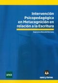 Intervención Psicopedagógica en Metacognición en relación a la Escritura