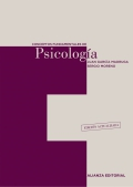 Conceptos fundamentales de Psicología.