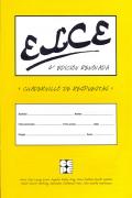 Paquete de 10 cuadernillos de respuesta de ELCE, Exploración del lenguaje comprensivo y expresivo