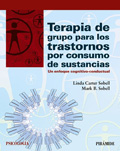 Terapia de grupo para los trastornos por consumo de sustancias. Un enfoque cognitivo-conductual