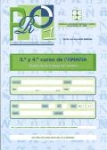 PRO 1. Prueba de Rendimiento Ortográfico. 3º y 4º curso de Primaria. Cuaderno de trabajo del alumno.