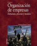 Organización de empresas. Estructura, procesos y modelos.