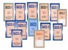 BACES 1-2, Bateria de Contenidos Escolares de Secundaria. ( Juego completo )