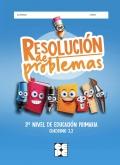 Resolución de problemas 3.2. Proyecto Hipatia. 3er nivel de Educación Primaria