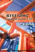 Reglamento de instalaciones térmicas en los edificios (RITE 2007) y resumen de normas UNE.