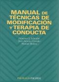 Manual de técnicas de modificación y terapia de conducta.
