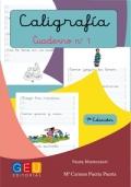 Caligrafía. Cuaderno 1. Pauta Montessori