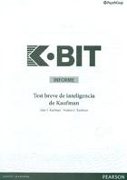 Cuaderno de anotación del K-BIT (25 ejemplares)