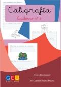 Caligrafía. Cuaderno 6. Pauta Montessori