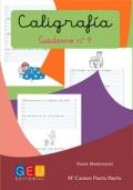 Caligrafía. Cuaderno 9. Pauta Montessori