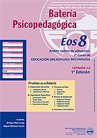 Paquete de 10 cuadernillos de la batería psicopedagógica EOS-8.