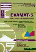 EVAMAT - 5. Evaluación de la Competencia Matemática. (1 cuadernillo y corrección)