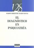 El diagnóstico en psiquiatría.