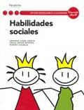Habilidades sociales. Servicios socioculturales y a la comunidad. Educación Infantil