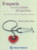 Empatía en el cuidado del paciente. Antecedentes, desarrollo, medición y resultados.