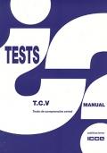 TCV. Test de comprensión verbal.