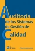 Auditoría de los sistemas de gestión de calidad