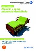 Atención y apoyo psicosocial domiciliario. Atención Sociosanitaria a personas en el domicilio. Modulo formativo II.