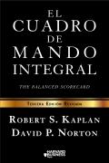 El Cuadro de Mando Integral. The Balanced Scoreboard