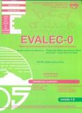 EVALEC-0. Batería para la Evaluación de la Competencia Lectora. (1 cuadernillo y corrección)