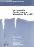 La prevención escolar contra la violencia de género ( III ). Educar para la ciudadanía. Bachillerato.