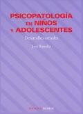 Psicopatología en niños y adolescentes. Desarrollos actuales.